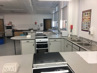 Food Technology Room - Westfield Academy - Hertfordshire - 4 - SchoolHire