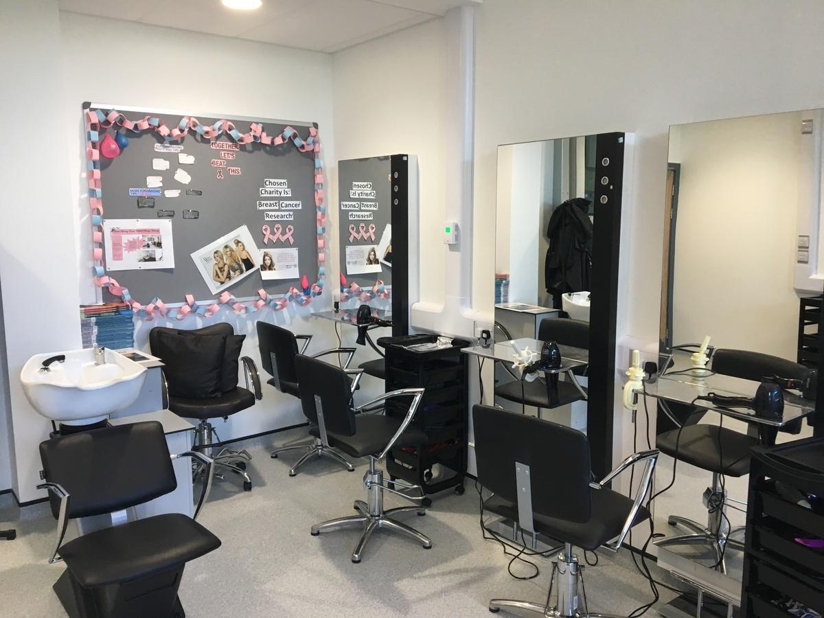 Hair Salon - Westfield Academy - Hertfordshire - 2 - SchoolHire
