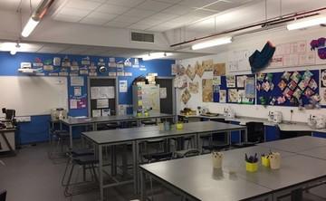 Specialist Classrooms - Textiles Room - SLS @ Hetton School - Durham - 1 - SchoolHire