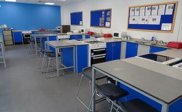 Specialist Classrooms - Cooking Room - SLS @ Hetton School - Durham - 1 - SchoolHire