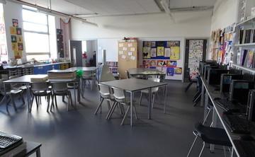Specialist Classrooms - Art Room - SLS @ Hetton School - Durham - 1 - SchoolHire
