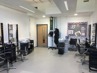 Hair Salon - Westfield Academy - Hertfordshire - 4 - SchoolHire
