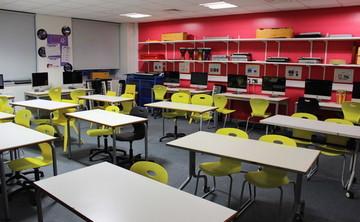 Classroom - SLS @ Holte School - Birmingham - 1 - SchoolHire