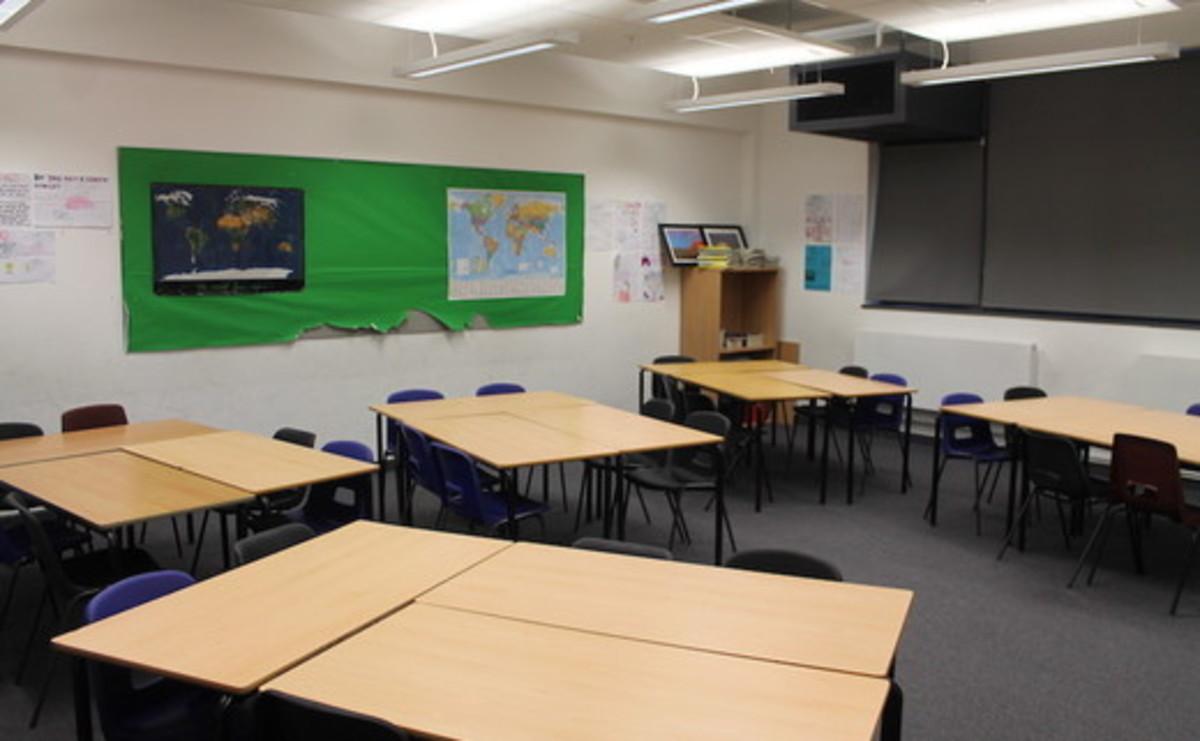 Classrooms - SLS @ Lees Brook Community School - Derby - 1 - SchoolHire