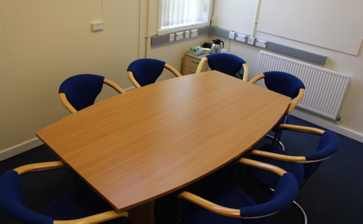 Meeting Room - SLS @ Light Hall School - Solihull - 1 - SchoolHire