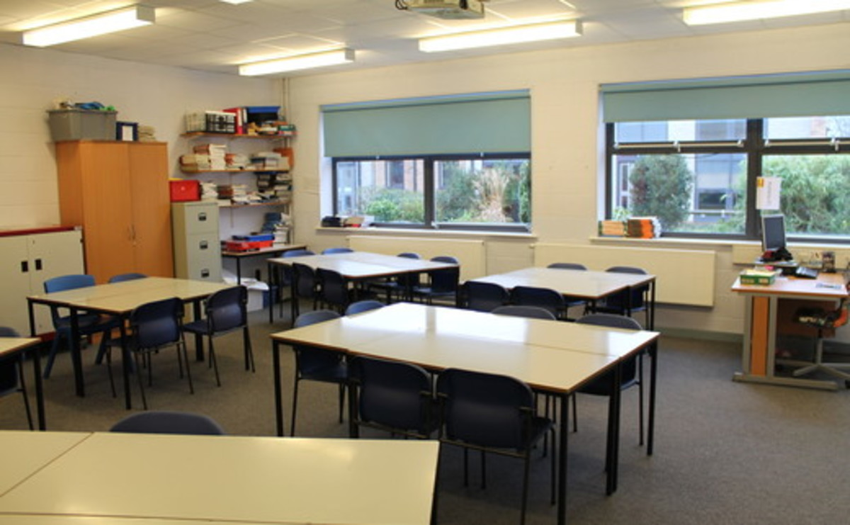 Classrooms - SLS @ Long Eaton School - Nottingham - 1 - SchoolHire