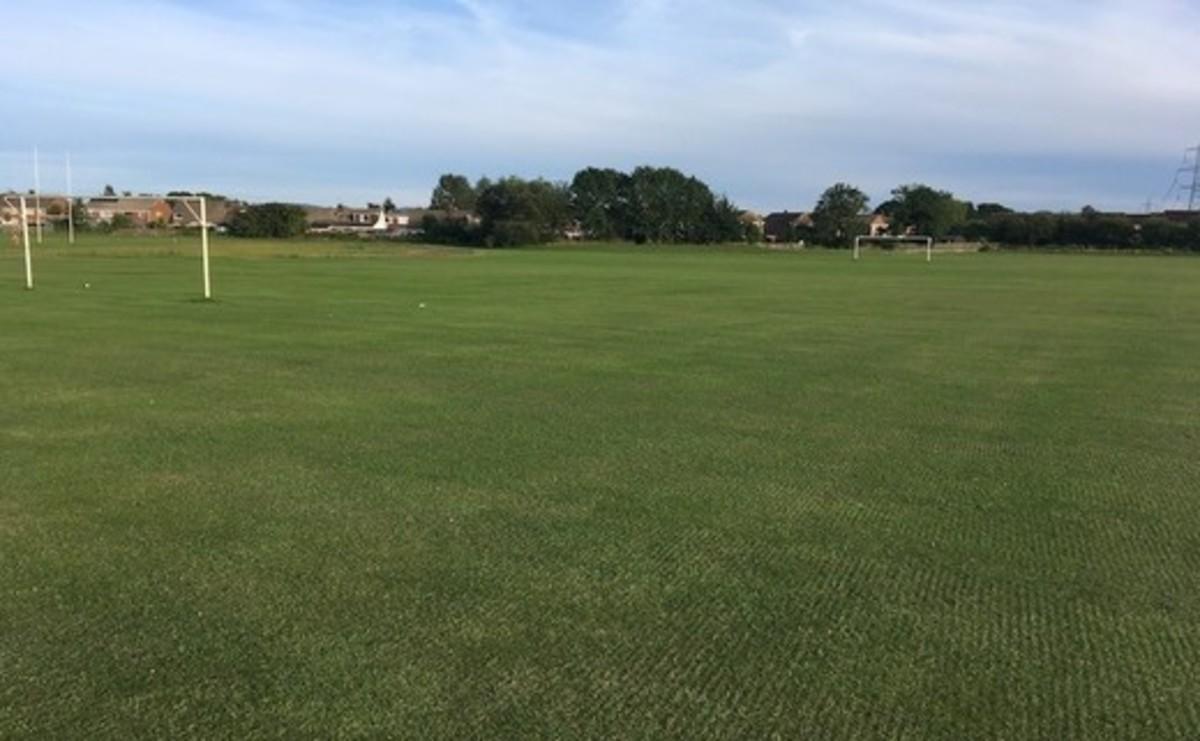 Grass Football Pitch - 11 v 11 - SLS @ Magdalen College School - Northamptonshire - 1 - SchoolHire