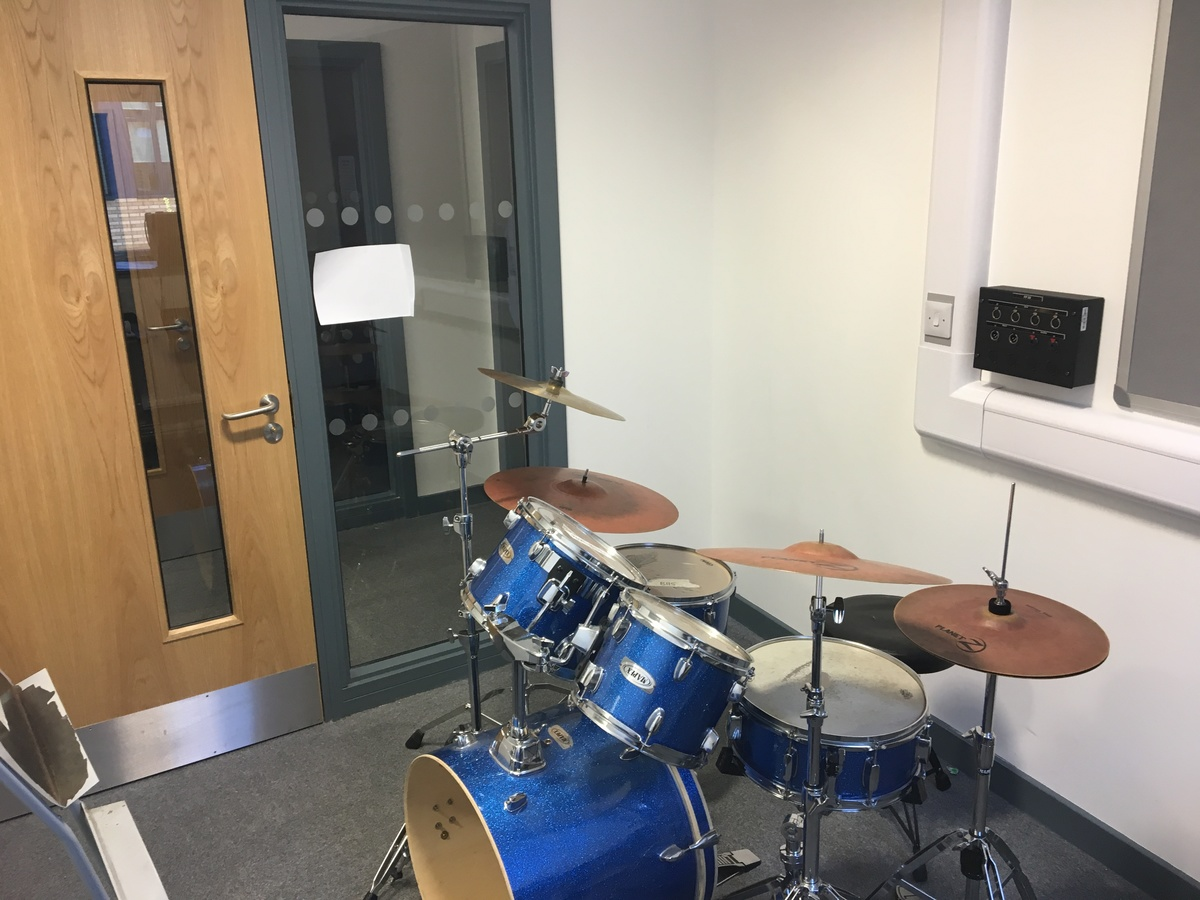 Music Practice Room - Westfield Academy - Hertfordshire - 2 - SchoolHire