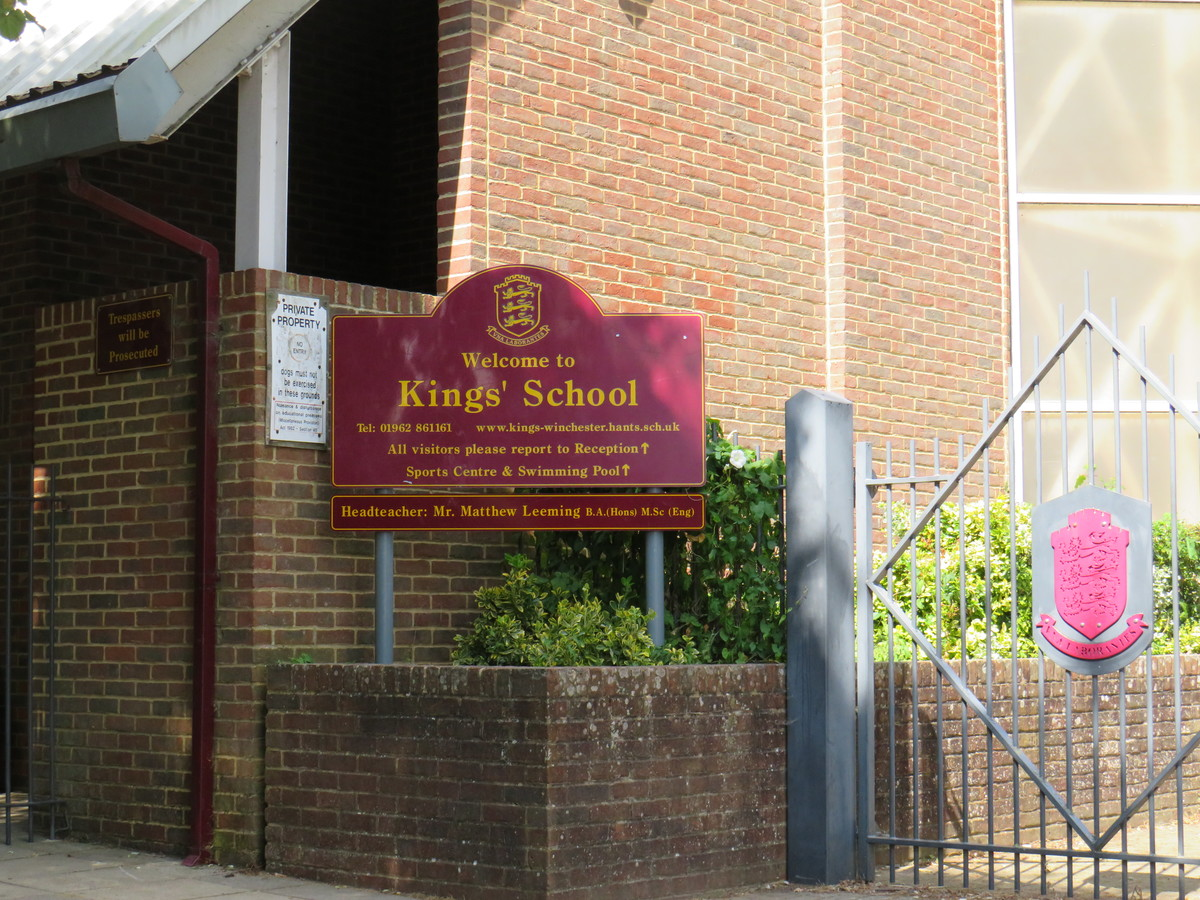 Kings' School Sports and Community Centre - Hampshire - 2 - SchoolHire