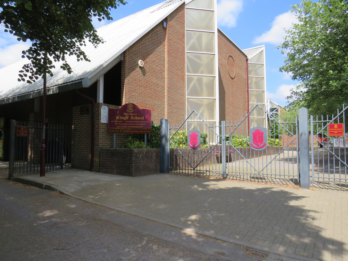 Kings' School Sports and Community Centre - Hampshire - 1 - SchoolHire