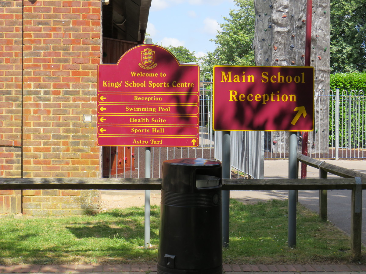 Kings' School Sports and Community Centre - Hampshire - 4 - SchoolHire
