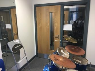Music Practice Room - Westfield Academy - Hertfordshire - 4 - SchoolHire
