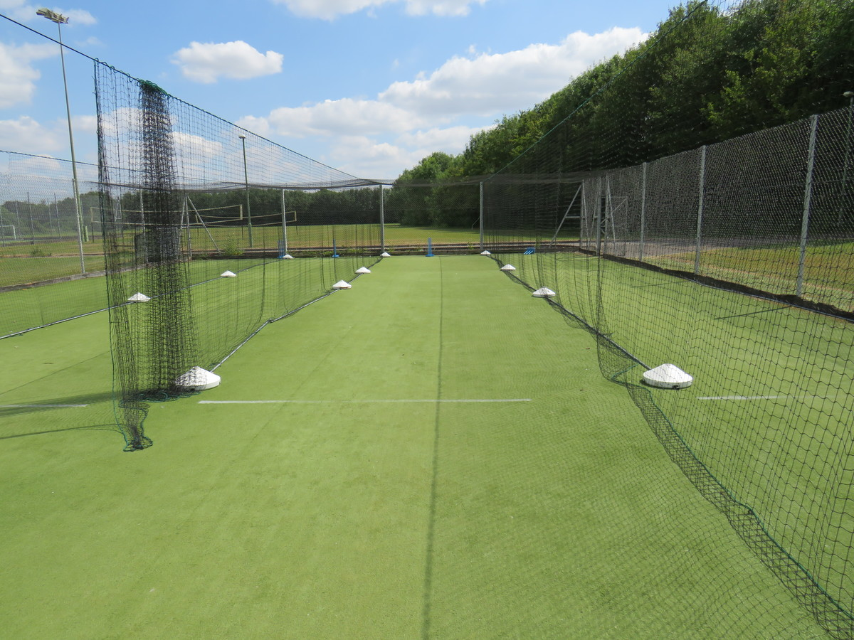 Artificial Cricket Nets - Kings' School Sports and Community Centre - Hampshire - 1 - SchoolHire