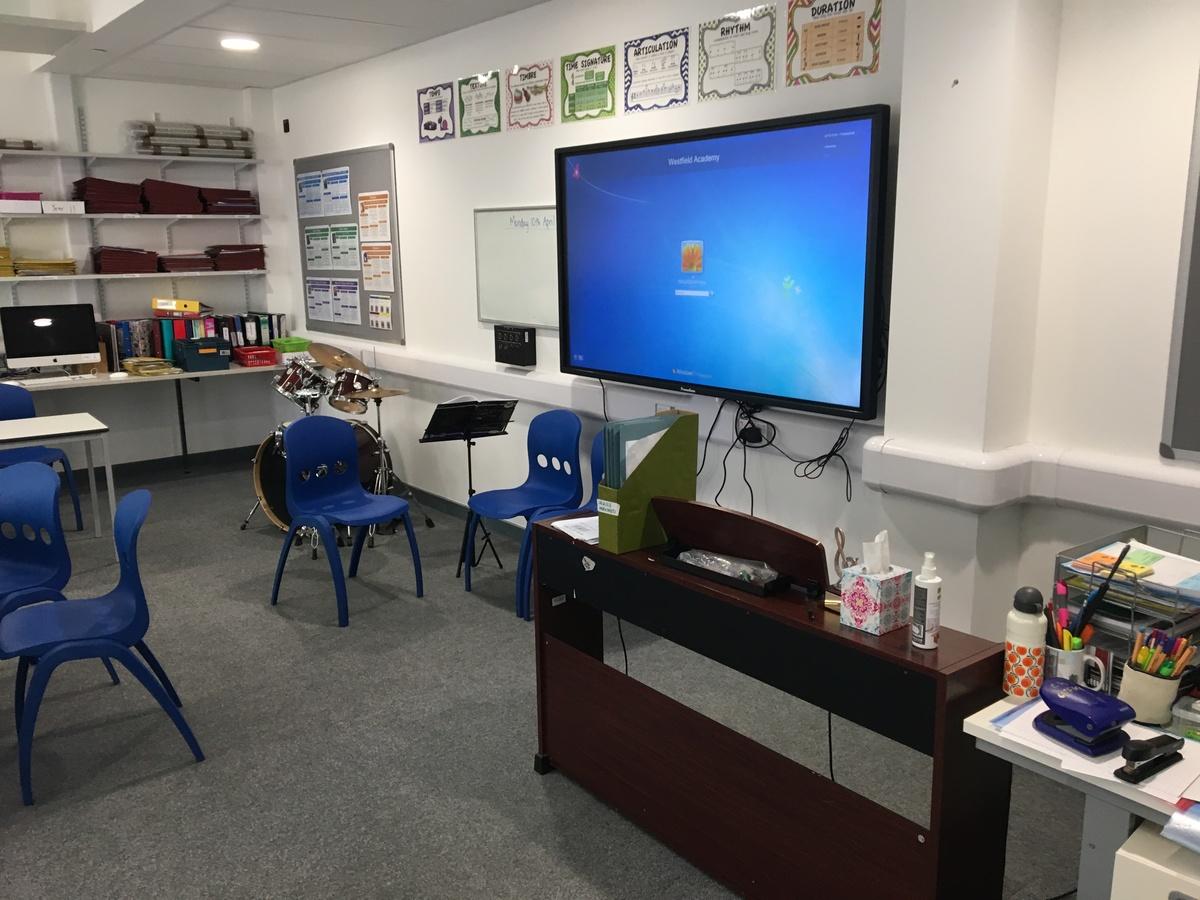 Music Room - Westfield Academy - Hertfordshire - 4 - SchoolHire