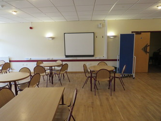 Community Lounge - Kings' School Sports and Community Centre - Hampshire - 1 - SchoolHire