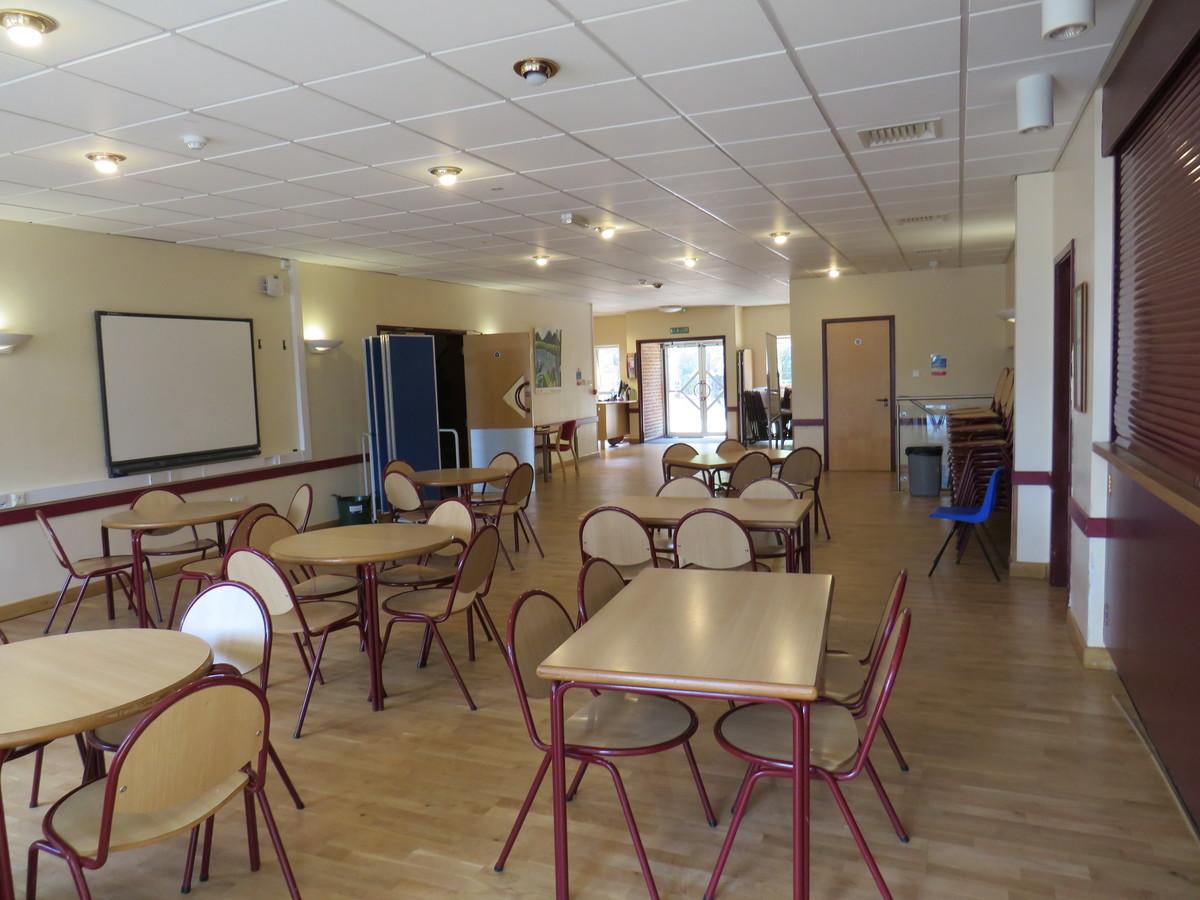 Community Lounge - Kings' School Sports and Community Centre - Hampshire - 3 - SchoolHire