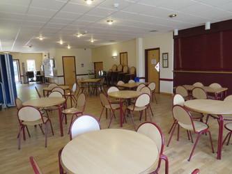 Community Lounge - Kings' School Sports and Community Centre - Hampshire - 2 - SchoolHire