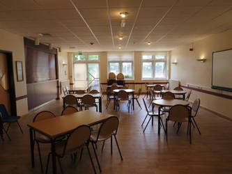 Community Lounge - Kings' School Sports and Community Centre - Hampshire - 4 - SchoolHire