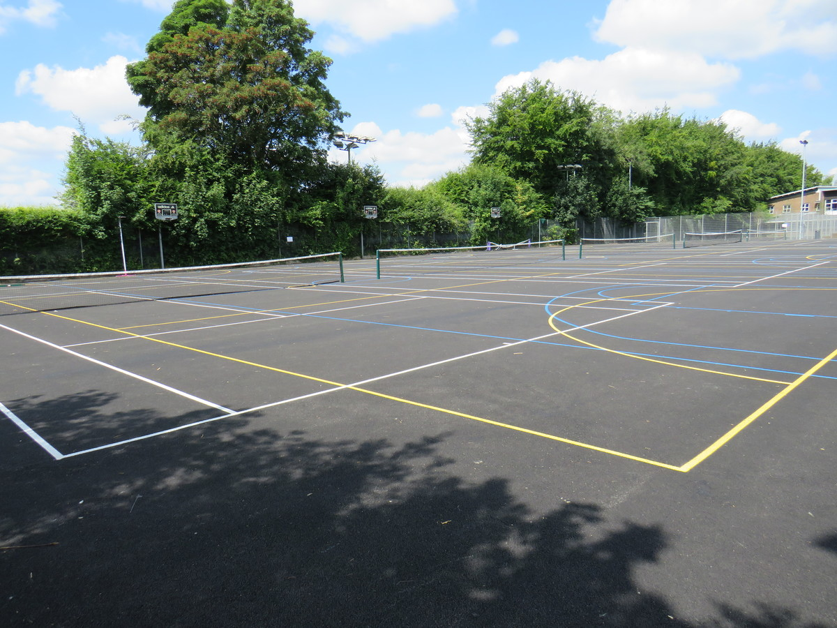 MUGA (Tennis and Netball) - Kings' School Sports and Community Centre - Hampshire - 1 - SchoolHire