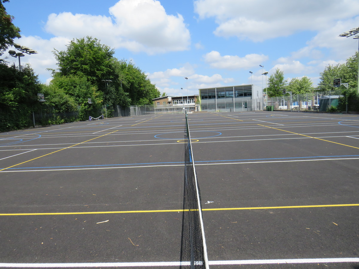 MUGA (Tennis and Netball) - Kings' School Sports and Community Centre - Hampshire - 2 - SchoolHire