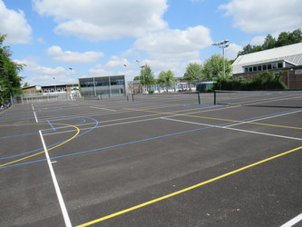 MUGA (Tennis and Netball) - Kings' School Sports and Community Centre - Hampshire - 3 - SchoolHire