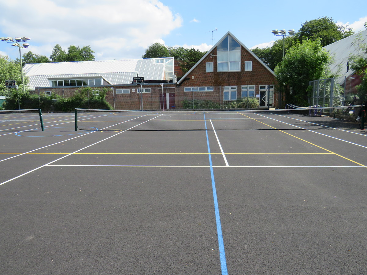 MUGA (Tennis and Netball) - Kings' School Sports and Community Centre - Hampshire - 4 - SchoolHire