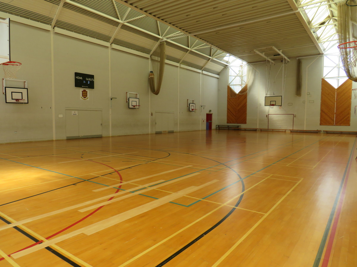 Sports Hall - Kings' School Sports and Community Centre - Hampshire - 2 - SchoolHire