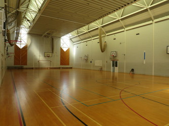 Sports Hall - Kings' School Sports and Community Centre - Hampshire - 1 - SchoolHire