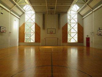 Sports Hall - Kings' School Sports and Community Centre - Hampshire - 3 - SchoolHire
