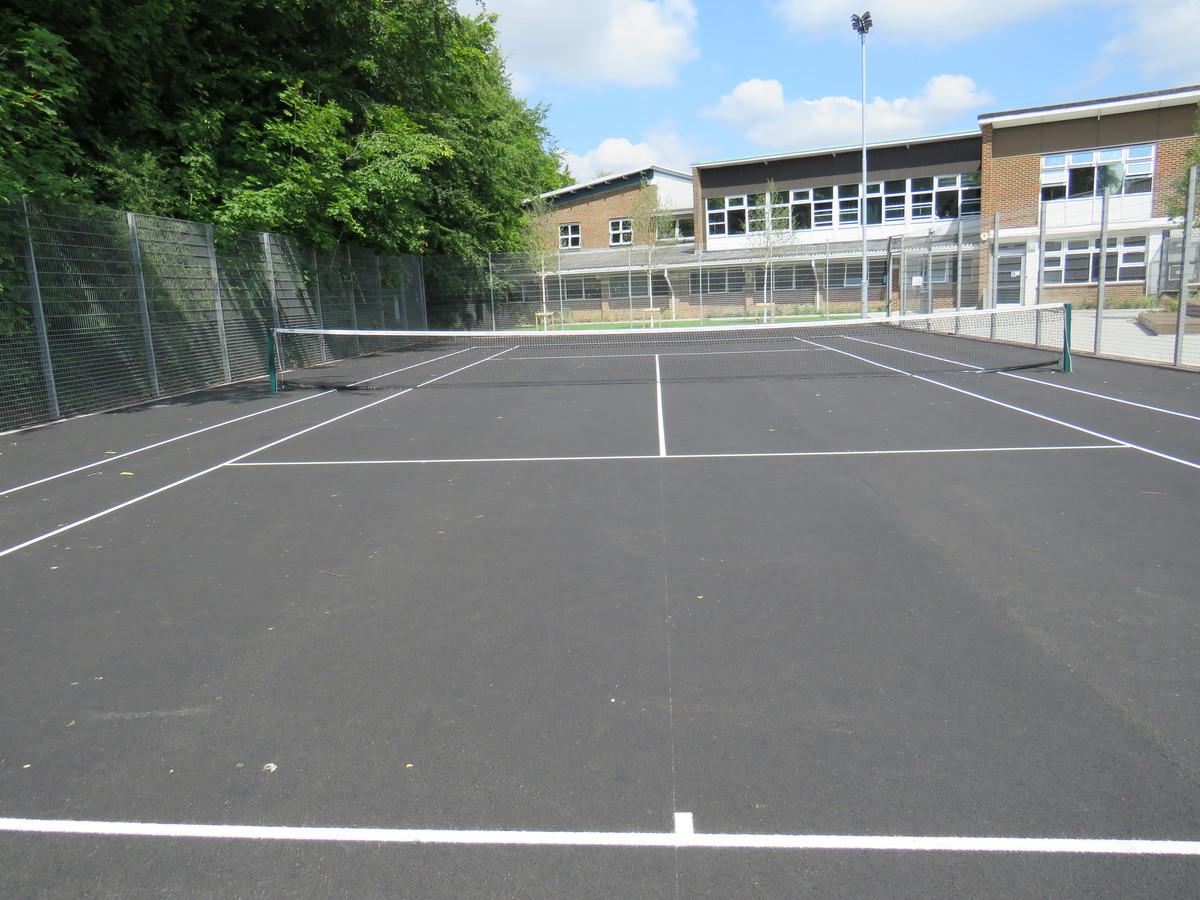 Tennis Court - Kings' School Sports and Community Centre - Hampshire - 1 - SchoolHire