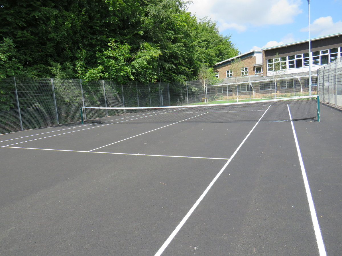 Tennis Court - Kings' School Sports and Community Centre - Hampshire - 2 - SchoolHire