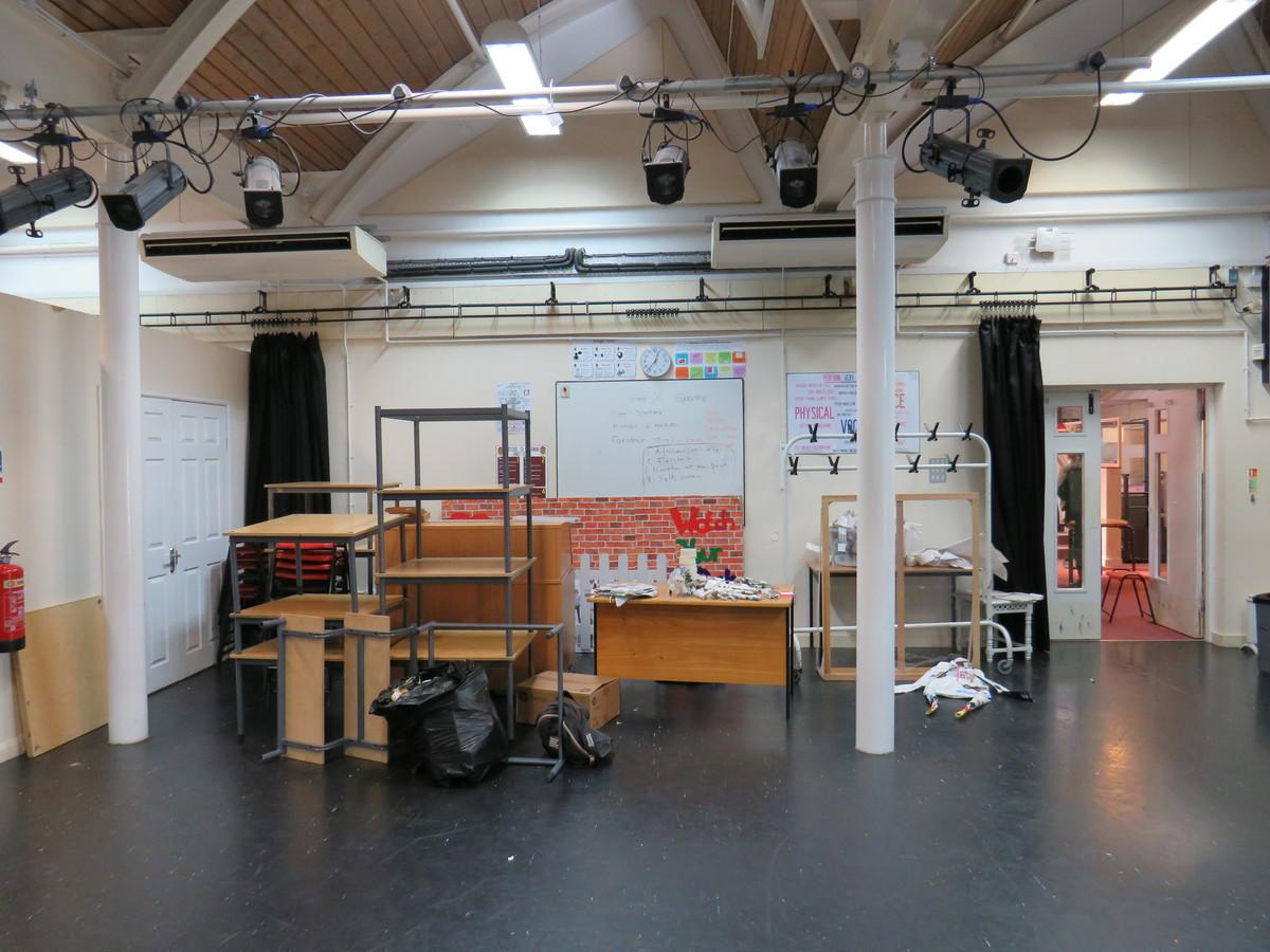 Tower Dance/Drama Studio - Kings' School Sports and Community Centre - Hampshire - 4 - SchoolHire