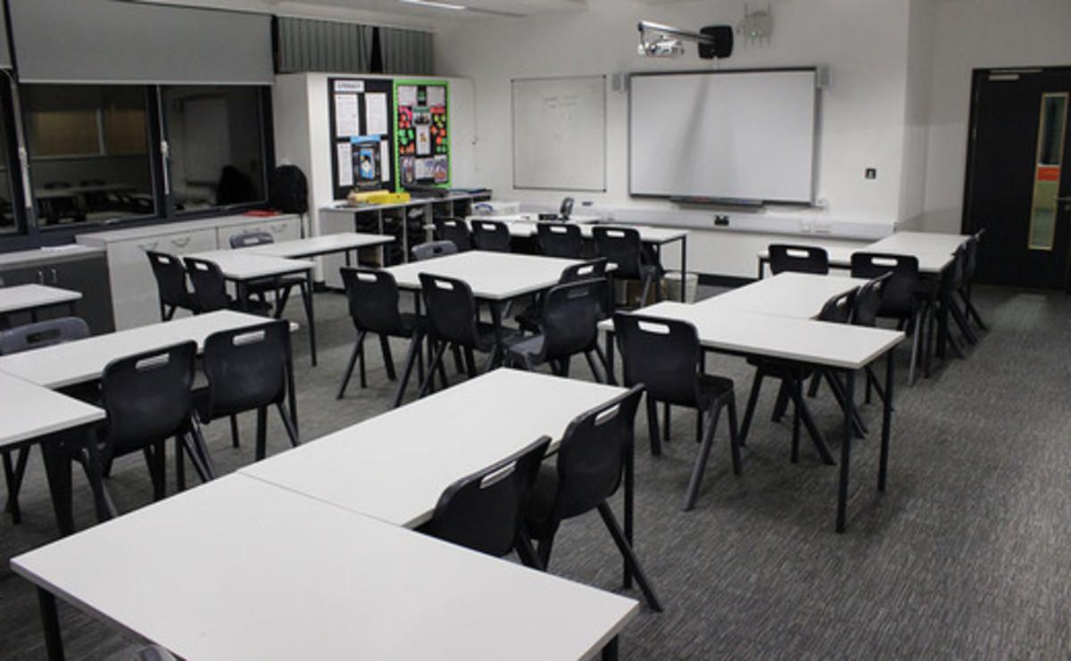 Classroom - SLS @ Wren Academy - Barnet - 1 - SchoolHire