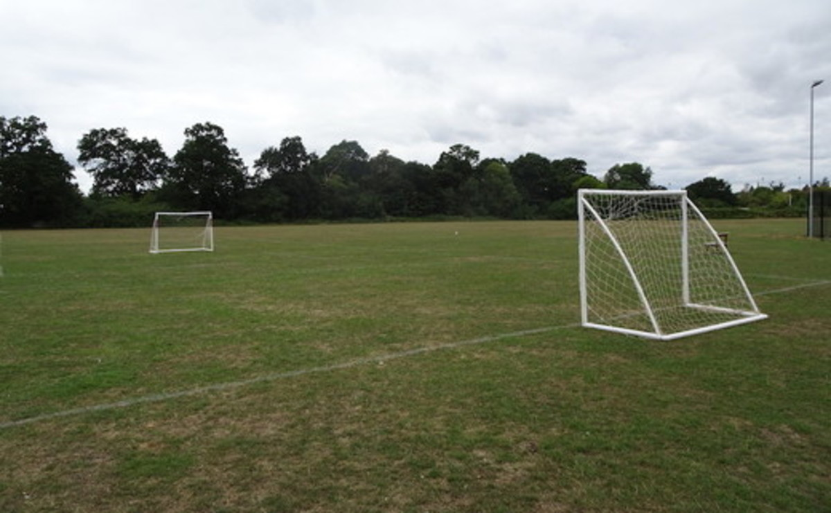 Grass Football Pitch - SLS @ Trevelyan Middle School - Windsor and Maidenhead - 1 - SchoolHire