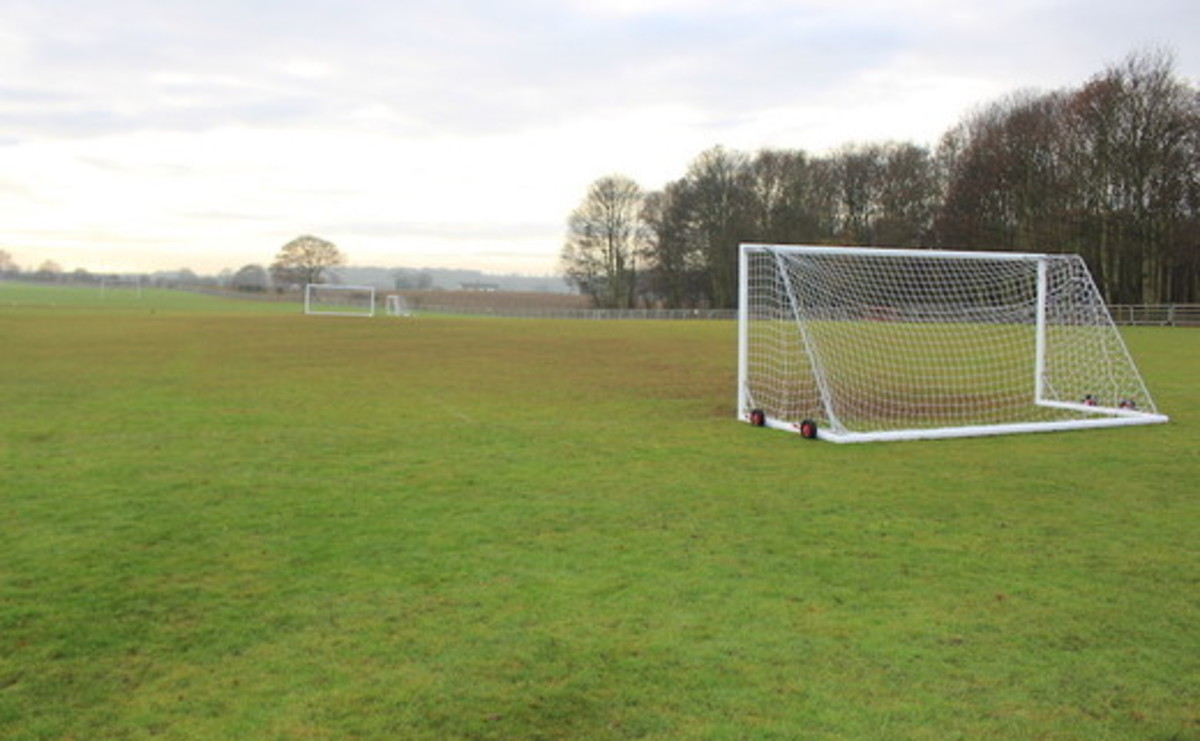 11 v 11 Grass Pitches - SLS @ The Hayfield School - Doncaster - 1 - SchoolHire