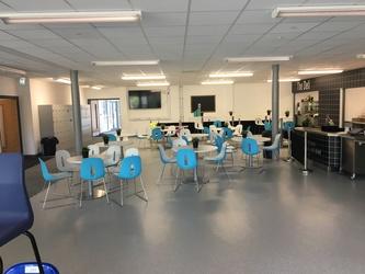 Dining Hall - Westfield Academy - Hertfordshire - 2 - SchoolHire