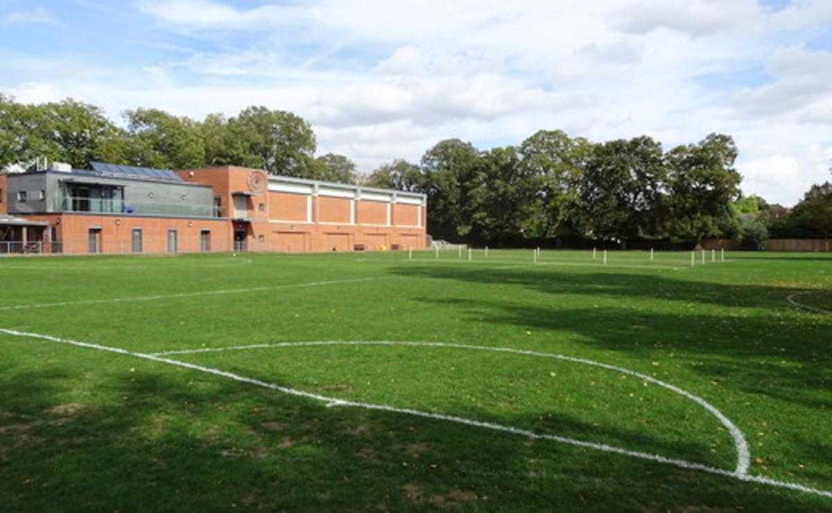 Grass Football Pitch - SLS @ St Faiths School - Cambridgeshire - 1 - SchoolHire
