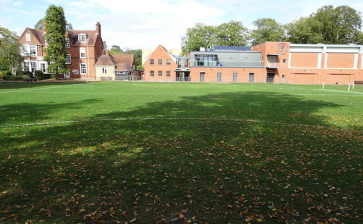 Grass Football Pitch - SLS @ St Faiths School - Cambridgeshire - 2 - SchoolHire