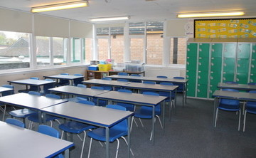 Classrooms - SLS @ St Edmund Arrowsmith Catholic High School - Lancashire - 1 - SchoolHire