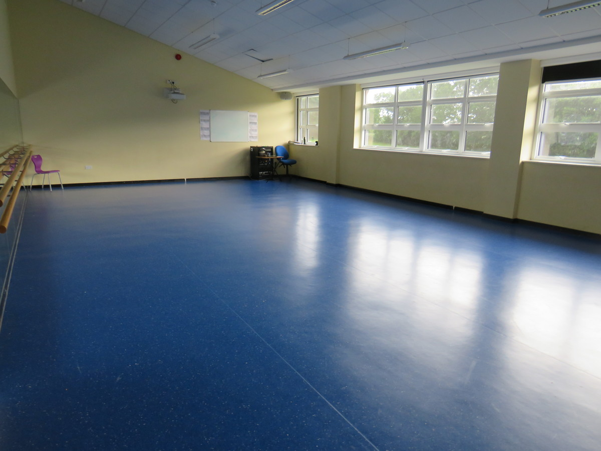 Dance Studio - Riddlesdown Collegiate - Surrey - 3 - SchoolHire