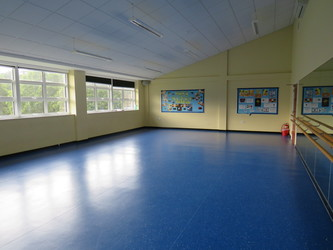 Dance Studio - Riddlesdown Collegiate - Surrey - 1 - SchoolHire