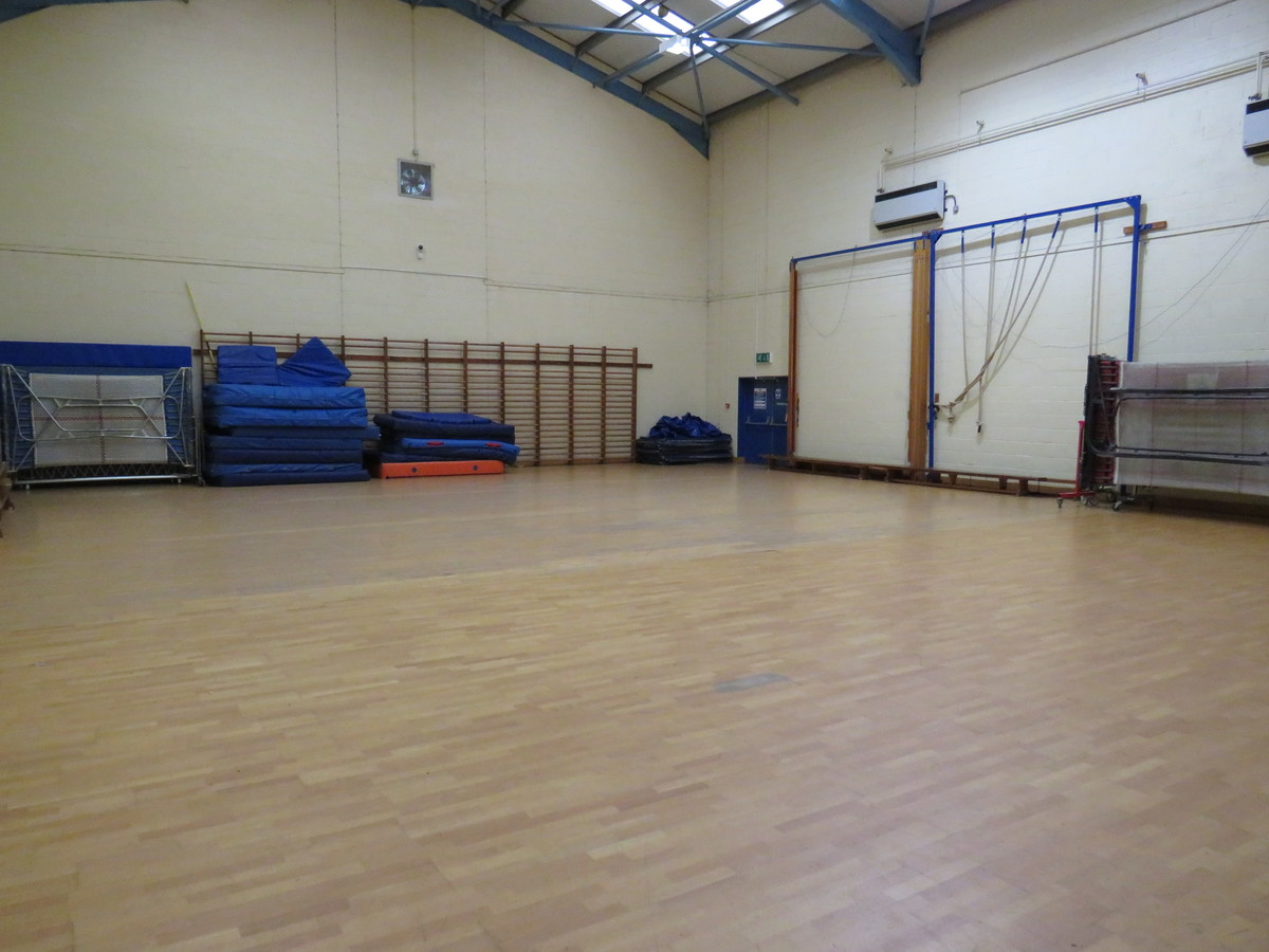 Gymnasium - Riddlesdown Collegiate - Surrey - 1 - SchoolHire