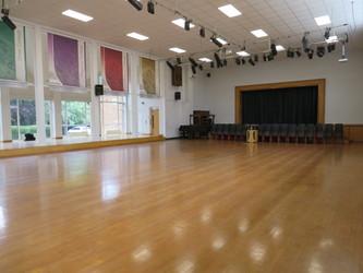 Main Hall - Riddlesdown Collegiate - Surrey - 1 - SchoolHire