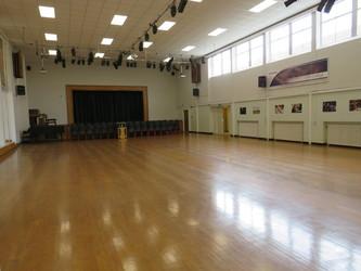 Main Hall - Riddlesdown Collegiate - Surrey - 2 - SchoolHire