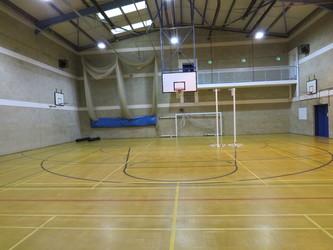 Sports Hall - Riddlesdown Collegiate - Surrey - 4 - SchoolHire