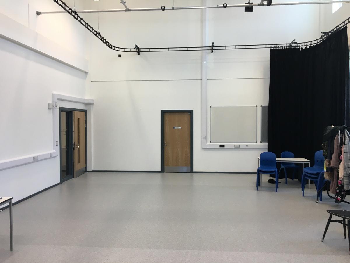 Drama Room 2 - Westfield Academy - Hertfordshire - 1 - SchoolHire