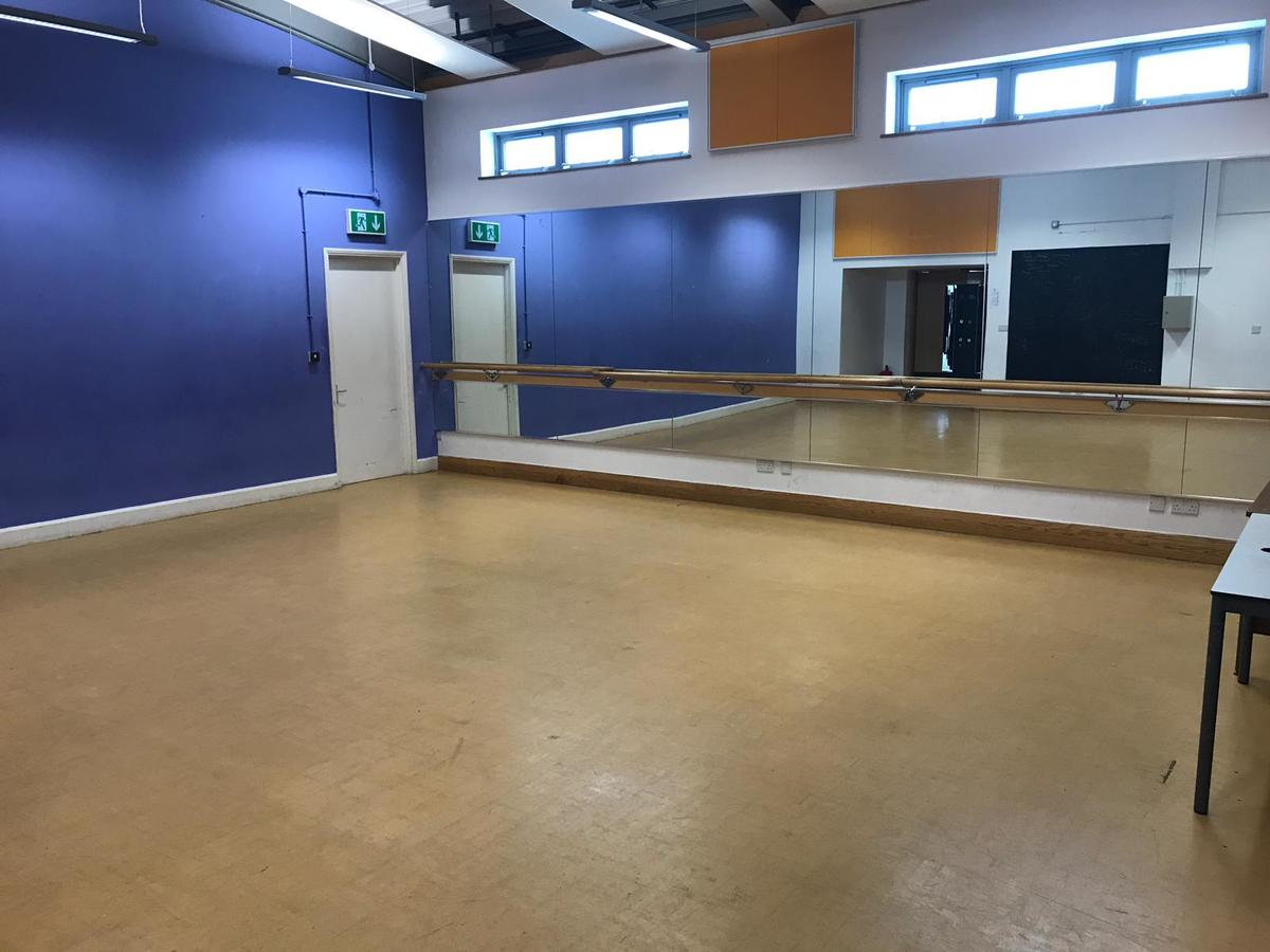 Dance Studio  - SLS @ Ark Burlington Danes Academy - Hammersmith and Fulham - 3 - SchoolHire