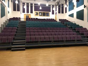 Theatre  - SLS @ Ark Burlington Danes Academy - Hammersmith and Fulham - 1 - SchoolHire