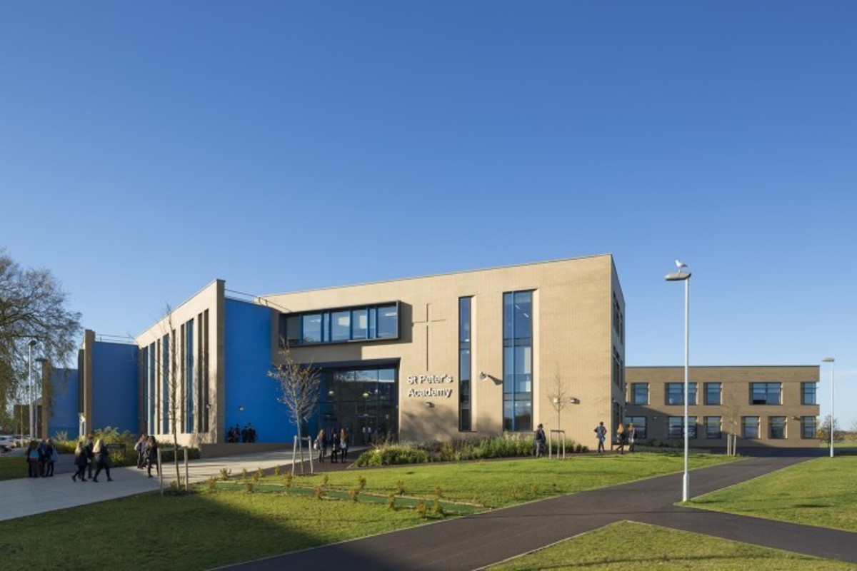 SLS @ St Peters Academy (Stoke) - Staffordshire - 1 - SchoolHire
