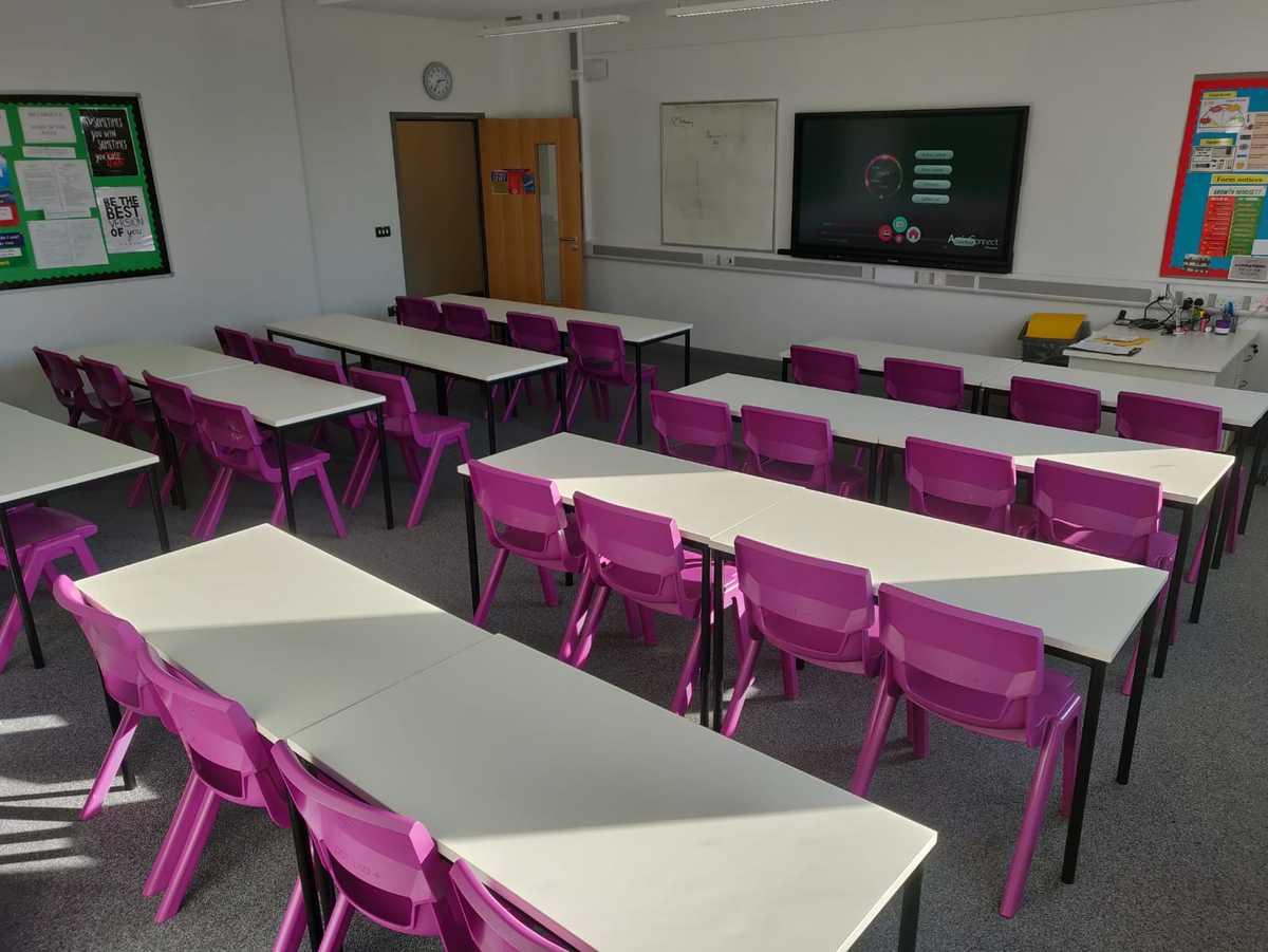 Classroom - SLS @ Ark Elvin Academy - Brent - 3 - SchoolHire